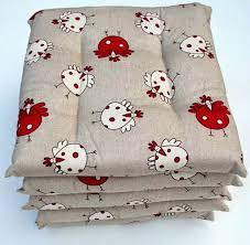 cuscini rotondi cuscini rotondi o quadrati per le sedie tappeti per la cucina