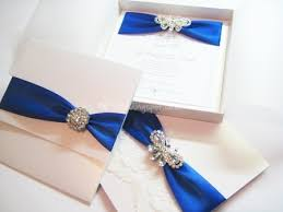 wedding invitations royal blue collection of royal blue wedding invitation designs another