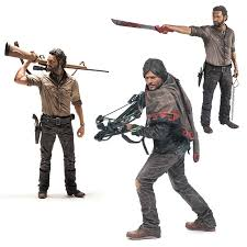 Rick Walking Dead Halloween Costume Buy Wholesale Mcfarlane Walking Dead Figures China