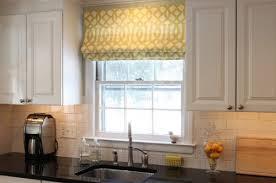 kitchen window treatments ideas small kitchen window treatments ideas hitez com