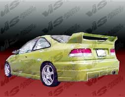 1999 2000 honda civic 2dr tsc full kit vis racing sports inc