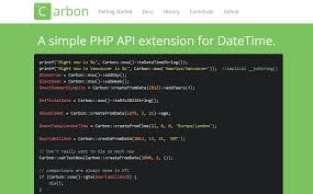 easier date time in laravel and php with carbon u2015 scotch