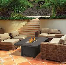 Outdoor Firepit Tables View The Napoleon Gpftr3656 Rectangular Propane And Gas