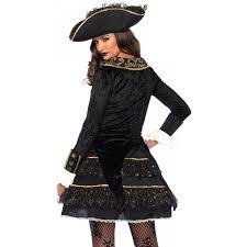 female pirate halloween costume high seas pirate captain costume for women halloween costumes