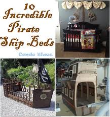 Pirate Ship Bunk Bed Condo Blues 10 Amazing Pirate Ship Beds