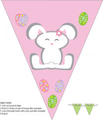 Easter Decorations Png by Banner Easter 3 Easter Party Decorations Free Printable Ideas