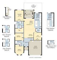 vanderbilt new home plan naples fl pulte homes floor awesome plans