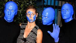 Blue Man Group Halloween Costume Blue Man Group Sued Marin Man Nbc Bay Area
