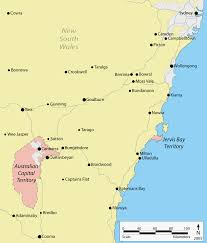 territories of australia map australian capital territory map australian capital territory map