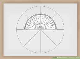 how to draw a compass rose 12 steps with pictures wikihow