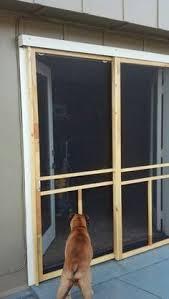 Screen Door Patio Installing Screen Doors On Doors Easy And Cheap Funky