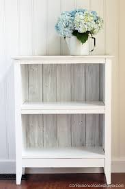 reclaimed wood bookcase confessions of a serial do it yourselfer