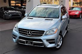 mercedes plaza motors 2014 mercedes ml350 ml 350 tempe arizona plaza motors inc