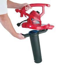 Blower Vaccum Lawn Vacuum Hurricane Force Top Rated Corded Blower Vacuum Shredder