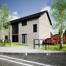 cube lodges plans for new dumbarton homes scottish housing news