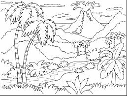coloring pages volcano volcano coloring pages page to pretty draw extraordinary