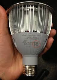Par30 Led Light Bulb by Led Lamps Interfering With Radio Transmissions U2013 Leapfroglighting