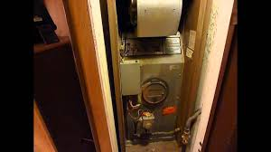 intertherm mobile home furnace start u0026 shut down youtube