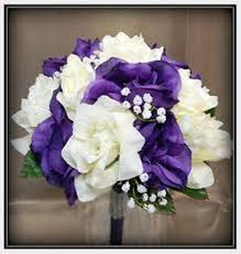 how to make a wedding bouquet how to make a wedding bouquet out of silk flowers 4 steps daily