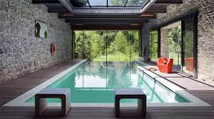 luxury house plans with indoor pool a private indoor swimming pool design allstateloghomes com