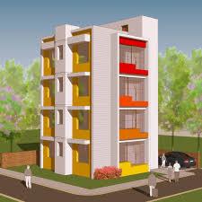Apartment Complex Design Ideas Farfetched  Modern Apartment - Apartment complex design