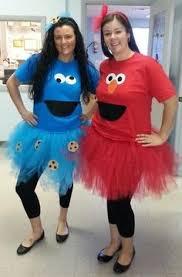 Friend Costumes Halloween Monsters University Diy Friends Costume Diy