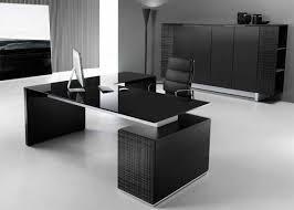 Modern Glass Executive Desk Living Room Appealing Glass Executive Desks Alluring Modern