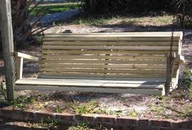 how to build a porch swing with pictures wikihow