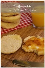 la cuisine de malou les muffins anglais le des pauses sucrées thermomix ou sans