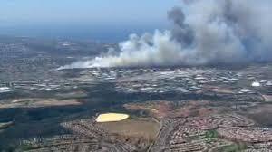 California Wildfires San Diego by Timeline San Diego May Firestorm Nbc 7 San Diego