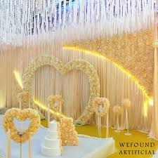 wedding backdrop and stand fs102 wedding decoration backdrop stand flower backdrop metal