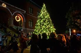 Fantasy Of Lights Los Gatos 2017 Tree Lighting U0026 The Mistletones U0027 Rockin U0027 Holiday Show