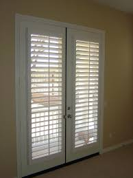Curtains For French Doors In Kitchen by Window Blinds Blinds For Door Window French Or Shutters Privacy
