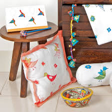 aangan kids home paper mache hand painted accessories