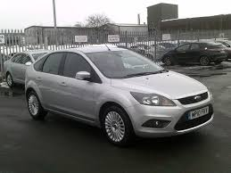 ford focus titanium silver used ford focus 2010 silver colour diesel 1 6 tdci titanium 5 door