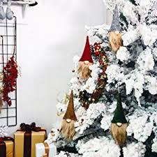 handmade swedish tomte tree ornaments