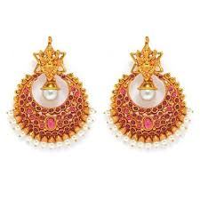 kerala style jhumka earrings earrings online buy danglers jhumkas hoop earrings ear cuffs