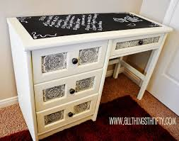 how to refinish a desk refinishing furniture is easy all things thrifty