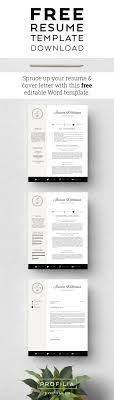 Resume Cover Letter Templates Free Best 25 Free Cover Letter Ideas On Free Cover Letter
