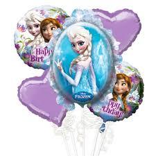 frozen balloons balloon bouquet disney frozen balloon bouquet assorted foil