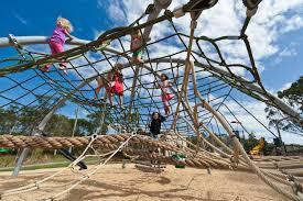 commercial playground design ridges peregian springs urban