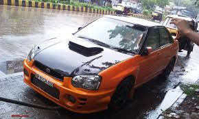 subaru black spotted black subaru wrx sti edit crashed and now fixed