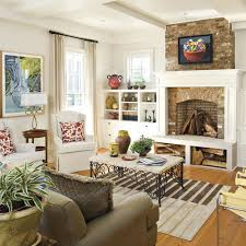 Over Fireplace Decor 25 Cozy Ideas For Fireplace Mantels Southern Living