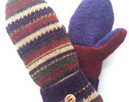 sweater mittens sweater mittens etsy