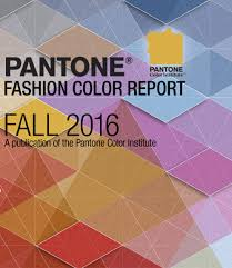 fashion color report fall 2016 latest trend fashion