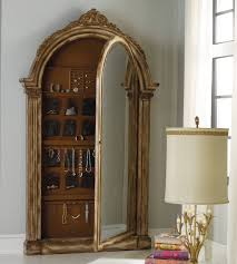 bedroom mirrored armoire furniture with 5 drawers for home