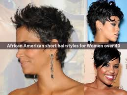 african american hairstyles for women over 40 african american short hairstyles for women over 40 hairstyle