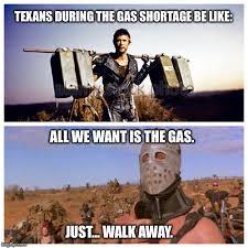 Texans Memes - texas gas shortage meme imgflip