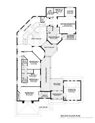 luxurious 2 story 4 bedrooms 3 1 2 baths home plan 4537 01125