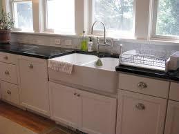 granite countertop unfinished oak cabinet doors german faucets